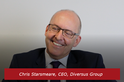 Conversation with Chris Starsmeare from Diversus Group