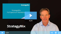 Overview: StrategyMix Full Spectrum Marketing for Partners